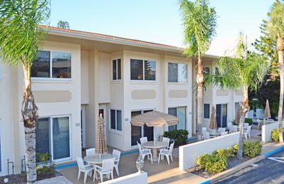 Photo for Walk to the #1 Beach in America, Offers Heated community Pool, Free Wi-Fi