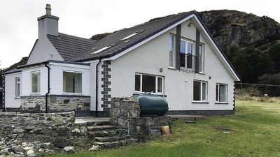 Photo for Lovely Holiday Home with wonderful sea views in peaceful, sheltered location