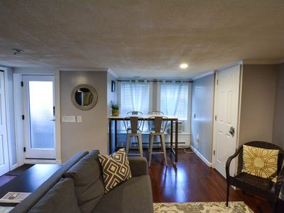 Photo for H Street NE - English basement retreat