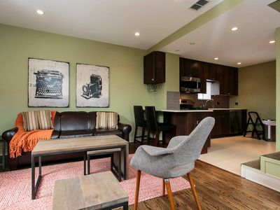 Photo for Logan Square 2BR 2BA Guest House at Haas Park
