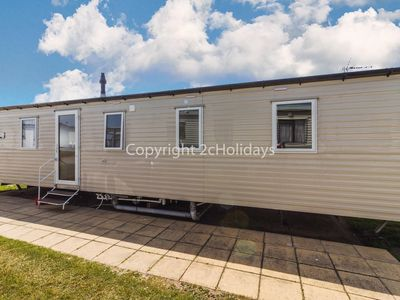 Photo for 8 berth caravan at Haven Hopton on Sea in Norfolk. from 2 night stays ref 80041