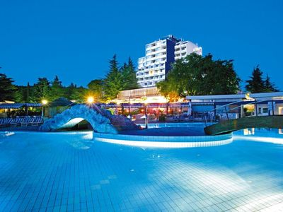 Photo for Holiday resort Valamar Diamant Residence, Porec  in Westküste Istrien - 6 persons, 2 bedrooms