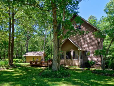 Photo for 4BR Cottage Vacation Rental in Rising Fawn, Georgia