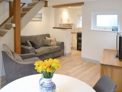 Photo for 1 bedroom accommodation in Lelant Downs, near St Ives