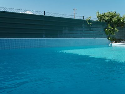 Photo for Sabi Green Apartment, Pool, BBQ
