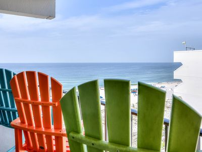 Photo for NEW! Waterfront condo at Island Winds w/ views & pool - moments from the beach