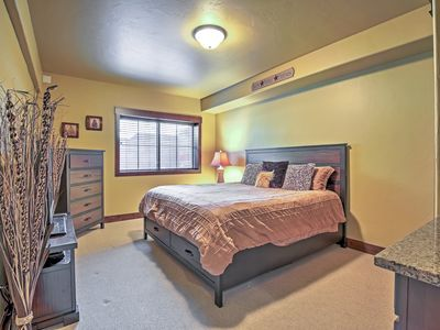Photo for 4BR Fraser Townhome w/Private Deck&Mountain Views