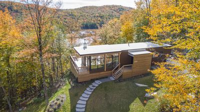 Photo for Clean and safe  Bright contemporain on mountainside