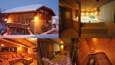 Photo for Chalet La Vieille Maison sleeps up to 24 persons - Sauna and Jacuzzi