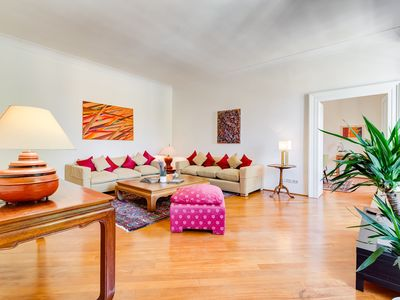 Photo for ♚ Luxury apartment in the center of Rome ♚