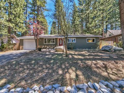 The Peace of Heaven Home Has Been Lovingly Set Up As A Peaceful Tahoe Retreat