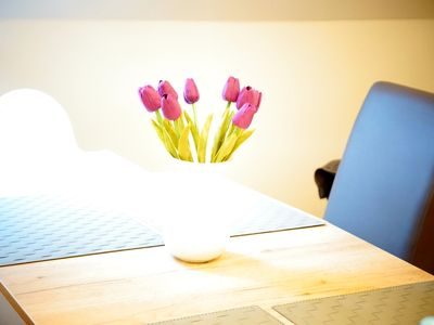 Photo for Relax in the cozy Brombachsee apartment in Pleinf