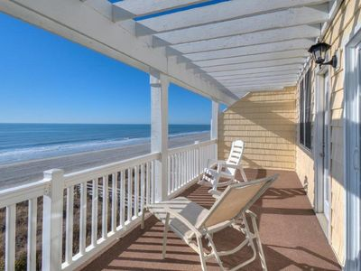 Seaclusion A - Ocean Front 5,000 sq foot luxurious 8 bedroom duplex with Pool and Hot Tub in North Myrtle Beach