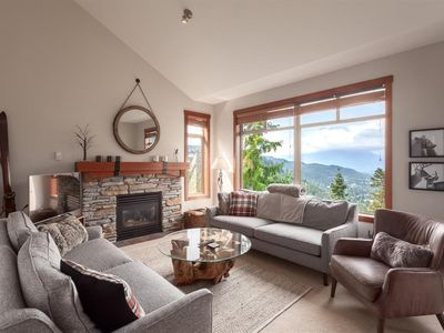 Photo for Stunning Views & Hot Tub by Harmony Whistler
