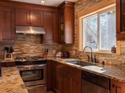 Photo for Quiet Updated Mountain Home Near Lakes, Trails, and Slopes