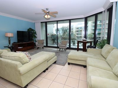 Photo for Phoenix on the Bay 1228- Large Terrace and Luxury Amenities!