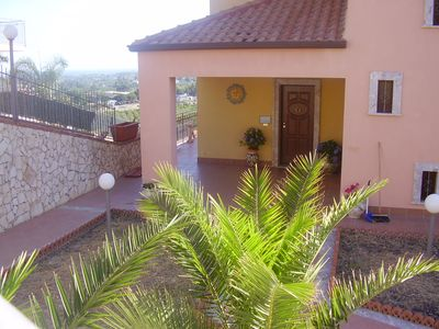 Photo for COMFORTABLE VILLA WITH BREATHTAKING VIEWS, POOL, IDEAL FOR FAMILIES