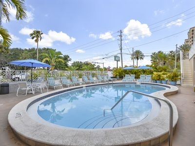 Clearwater Beach Suites 206