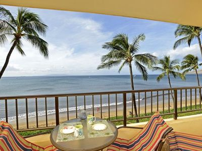 Photo for UP TO 25% OFF!!! Sugar Beach Resort 1BR Ocean Front