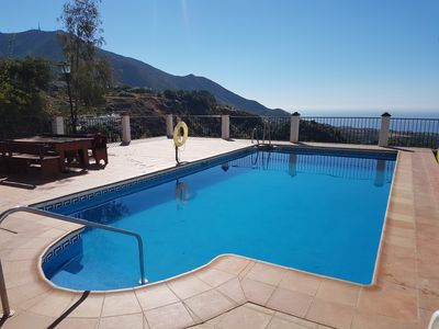 Photo for Best ever August Deals - Townhouse with stunning panoramic views Mijas