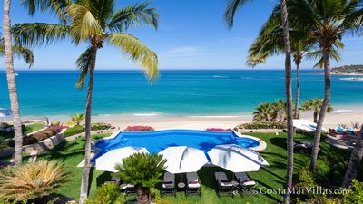Photo for The Finest Beachfront Estate in Los Cabos. AVAILABLE for the HOLIDAYS!!!