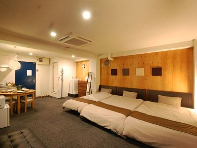 Photo for #UN02 Near Ameyoko & Ueno Zoo/ Cozy room