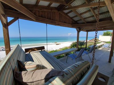 Photo for East of the Sun, Gulf Front 6 Bedroom! Available Oct 26 - Nov 4 - Last Chance to Book for 2019!! Next to Seaside