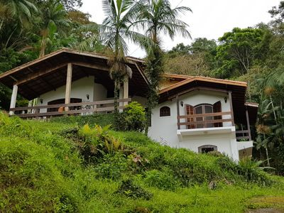 Photo for Country House in the middle of the Atlantic Forest