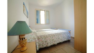 Photo for New apartment with two bedrooms and 5 beds