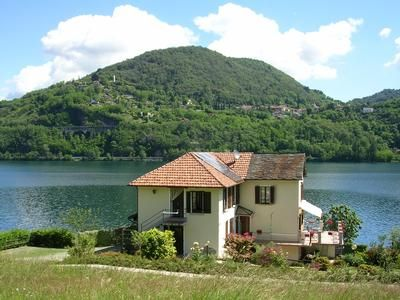 Photo for Holiday apartment Orta San Giulio for 2 - 4 persons with 1 bedroom - Holiday apartment