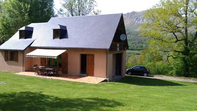 Photo for the chalet in the val d'azun