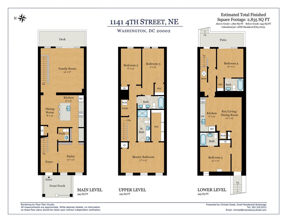 Row house floor plans washington dc escortsea for Who designed the basic plan for washington dc