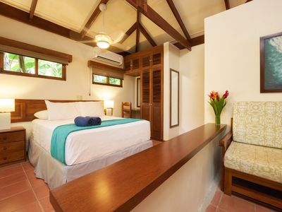 Photo for The Coast Hotel - Beachfront Bungalow