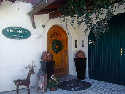 Photo for 1BR Apartment Vacation Rental in Uttendorf
