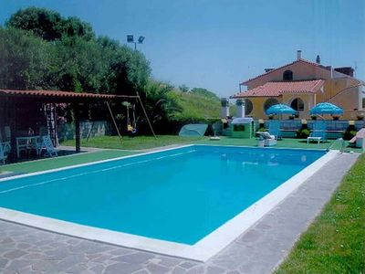 Photo for Spacious mansard of charme with big private pool