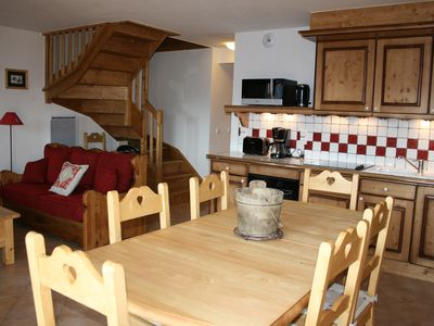 Photo for 4BR Apartment Vacation Rental in Villard-Sur-Doron, Auvergne-Rhône-Alpes