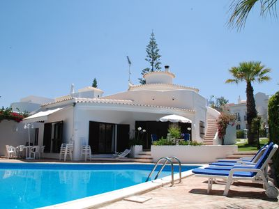 Photo for Luxury & Privacy - 5 Bedroom Villa with exclusive Pool @ Beach & Golf