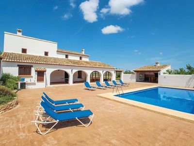 Photo for 4 bedroom accommodation in Moraira