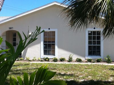 Photo for Single Family Pool Home, Walk to Golf and Beach