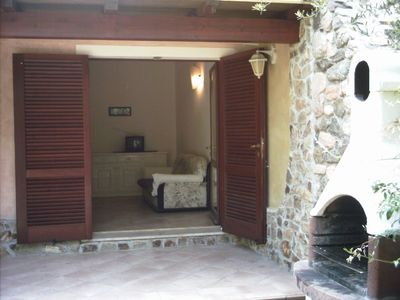 Photo for Villa with 2 bedrooms a stone's throw from the sea - Baia Azzurra