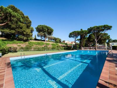Photo for 3 bedroom Villa, sleeps 4 in Castell-Platja d'Aro with Pool