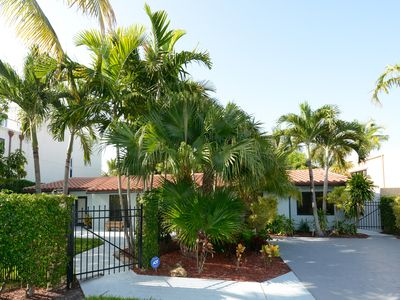 Photo for Walk To The Beach Through A Gated Private Entrance!