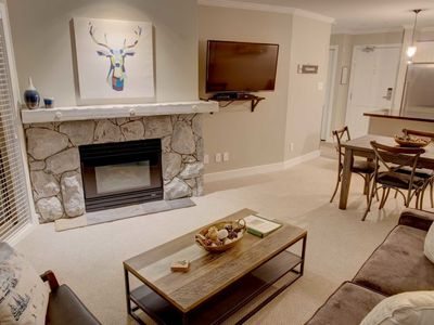 Photo for Prime Ski-in Ski-out Location! Pool, Hot tubs, BBQ, sleeps 4 (304)