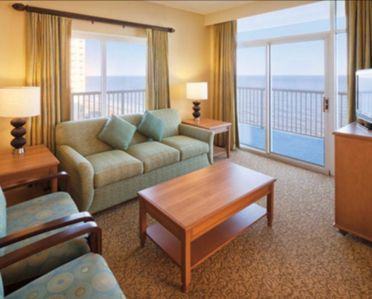 Photo for Wyndham Seawatch Plantation 1 BDR DELUXE SUITE