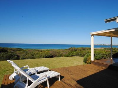 Photo for Beachfront Luxury Culburra Beach