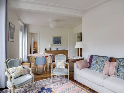 Photo for Charming Parisian three rooms entirely renovated