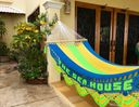 Two hammocks on the main patio & 2 hanging on the rancho, 4 lounges, 10 chairs