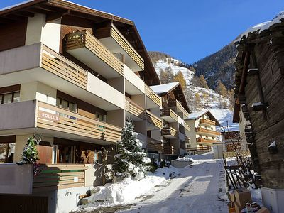 Photo for Apartment Castor und Pollux  in Täsch, Valais - 5 persons, 2 bedrooms