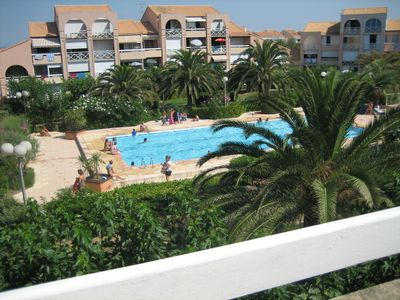 Photo for Apartment for 4 people in nice residence.