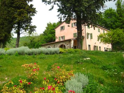 Photo for Villa farmhouse on the hills of Verona